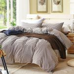 Tartan, Gingham, Checkered & Plaid Bedding